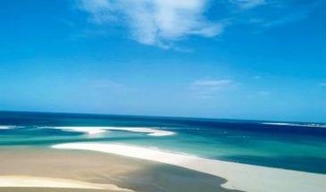 Image itinéraire pour votre voyage de noces en Afrique au Mozambique.