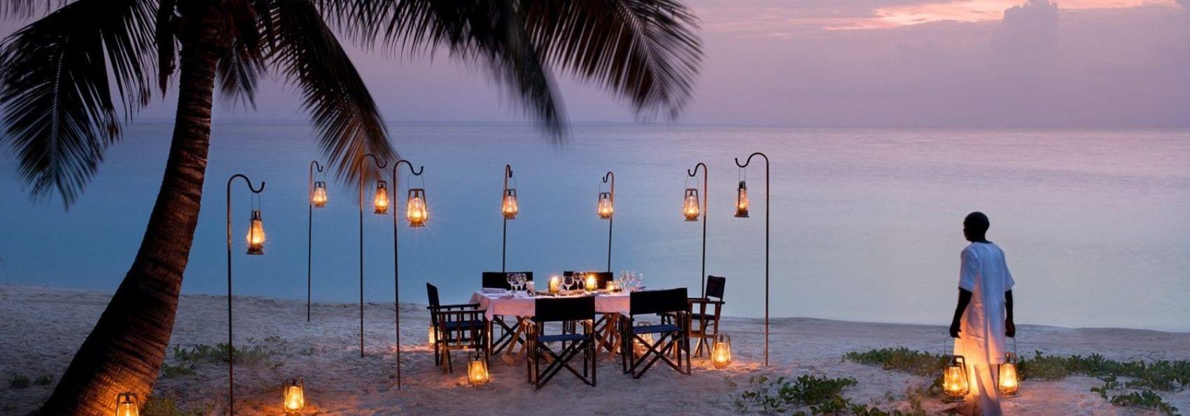 Lunde-de-Miel et romance au Mozambique en Afrique Australe avec South African Travellers, agence de voyages en Afrique