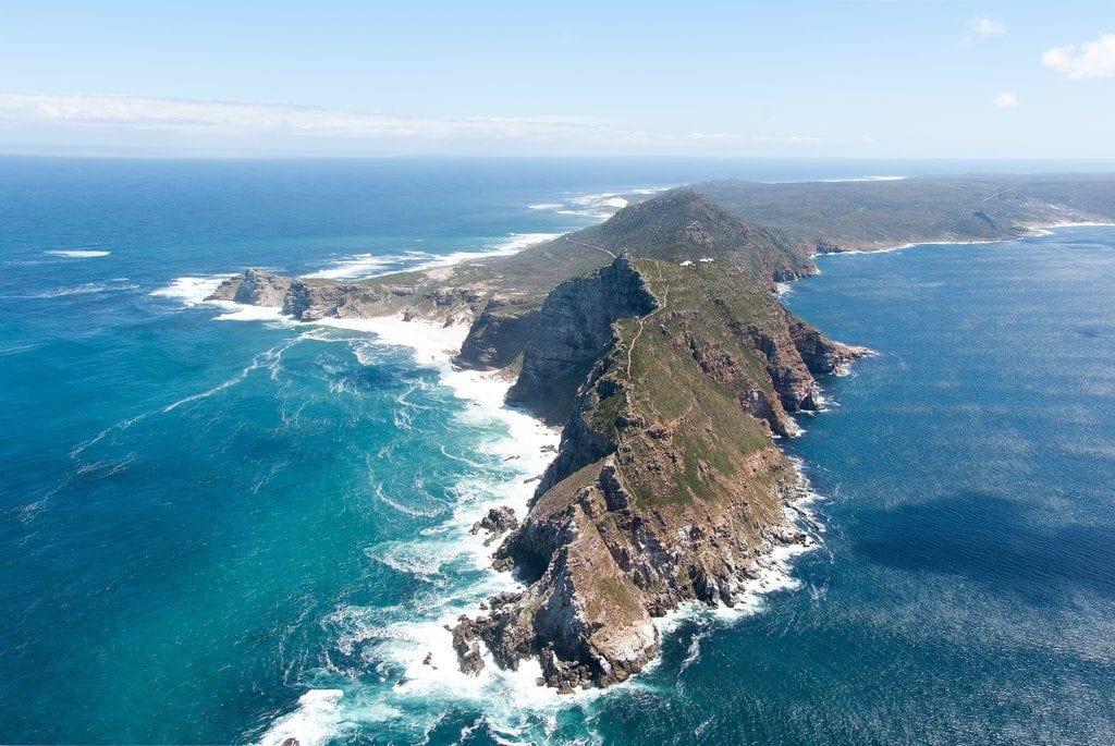 Itinéraire en famille au Cap