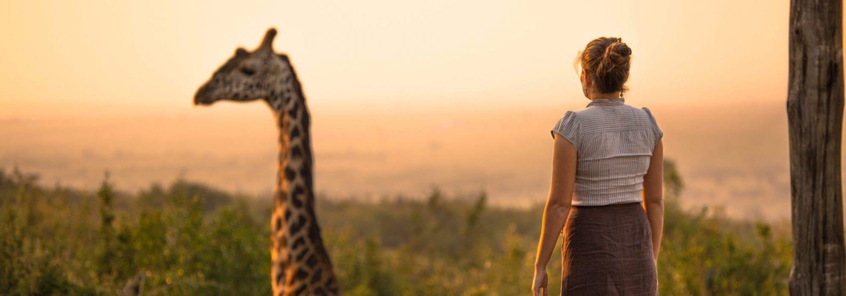 Romance en Afrique
