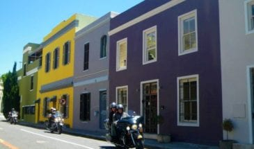 Voyage moto Afrique du Sud