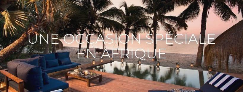 """Header de l'article """"Nos top destinations pour un anniversaire de mariage en Afrique"""""""