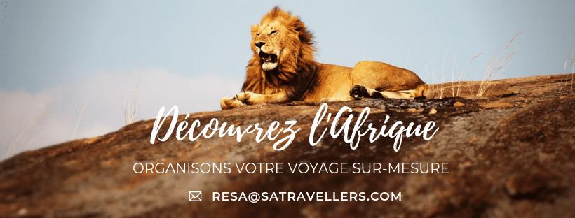 Organisez votre voyage en Afrique du Sud avec South African Travellers