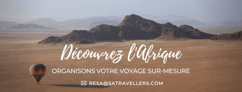 Organisons votre voyage en Namibie - SATravellers