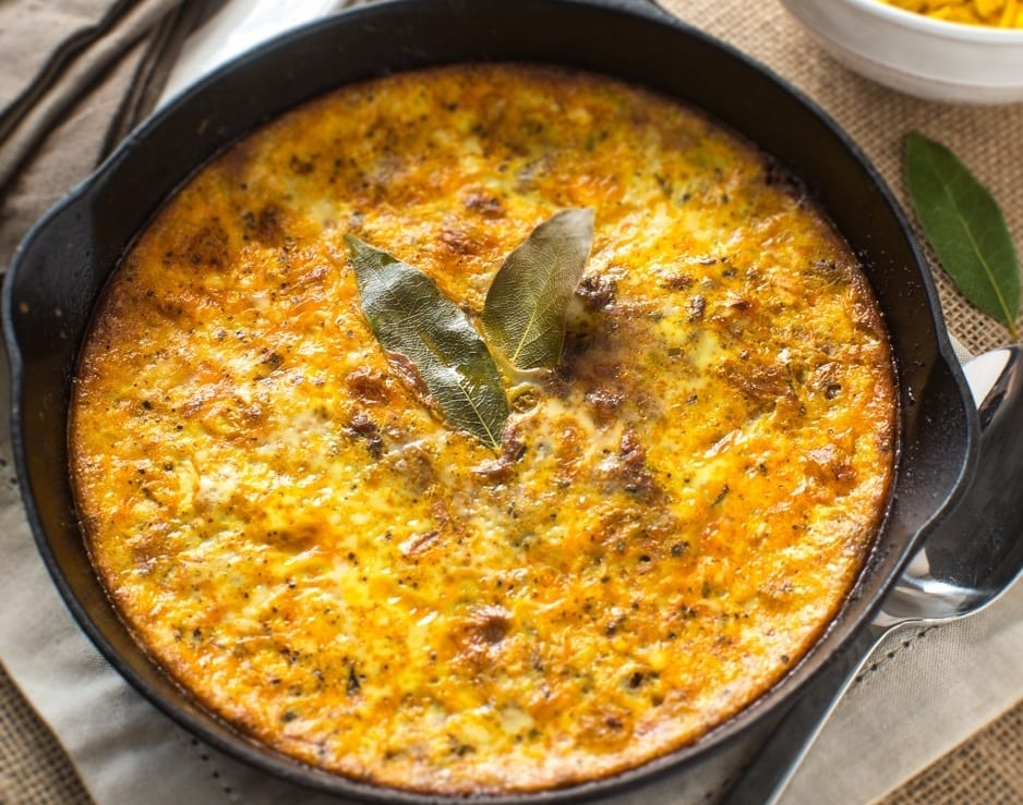 Le Bobotie, une spécialité issue de la gastronomie Sud-Africaine.