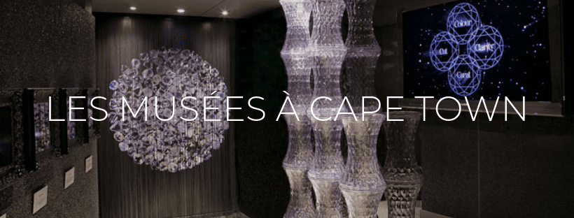 """Header de l'article """"Les musées à Cape Town"""""""