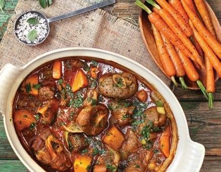 Le Potjiekos, une spécialité issue de la gastronomie Sud-Africaine.