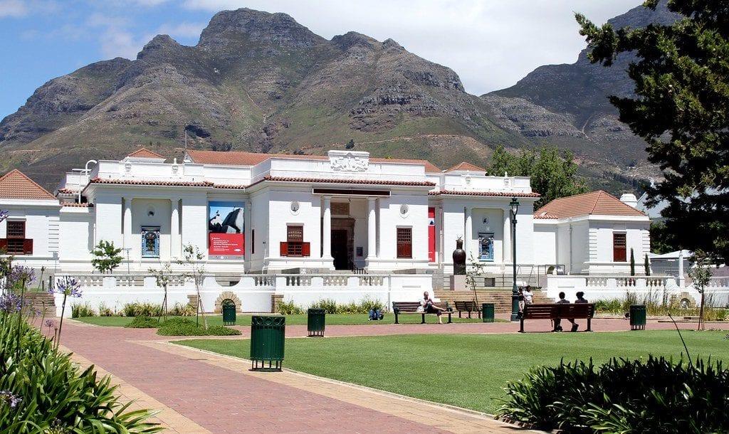La Galerie Nationale Sud-Africaine, parmi la liste des meilleurs musées Cape Town.