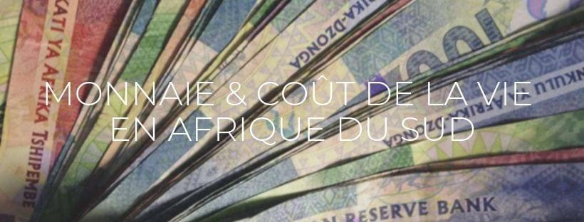 Header Monnaie en Afrique du Sud