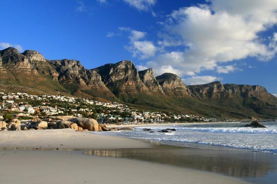Les plus belles plages d'Afrique du Sud : Camps Bay