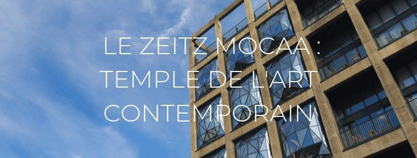 Header Zeitz MOCAA, musée d'art comtemporain africain