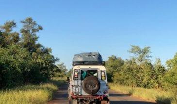 Campement Frontière Mozambique - Itinéraire Voyage Mozambique Kruger Afrique du Sud - SATravellers