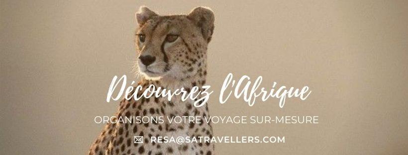 Organisons votre voyage en Afrique Australe avec SATravellers