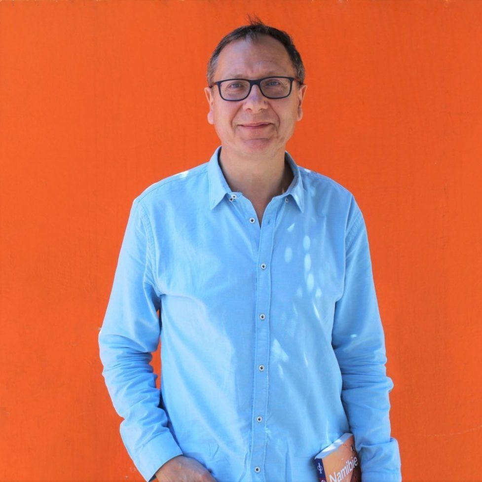 Eric, Branch Manager Namibie chez SATravellers, agence de voyage locale et francophone en Afrique Australe